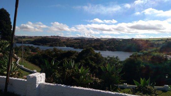 Igaraçu do Tietê, SP: Vista do quarto.