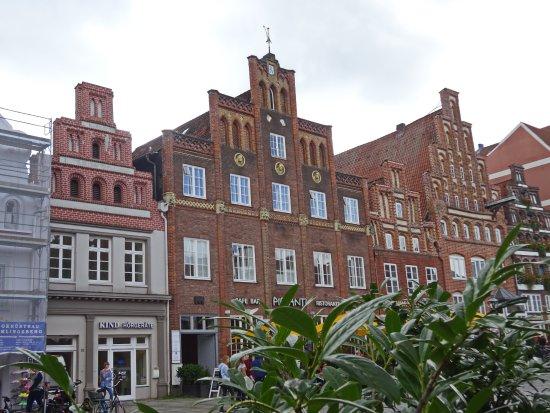 Luneburg, Germany: Am Sande