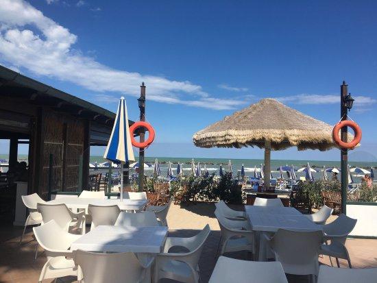 Cologna Spiaggia, Italia: Bagni Salsedine