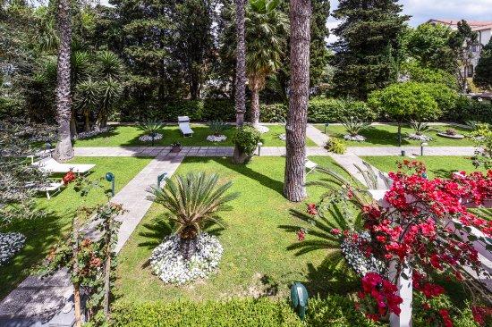 Villa La Contessina: Garden