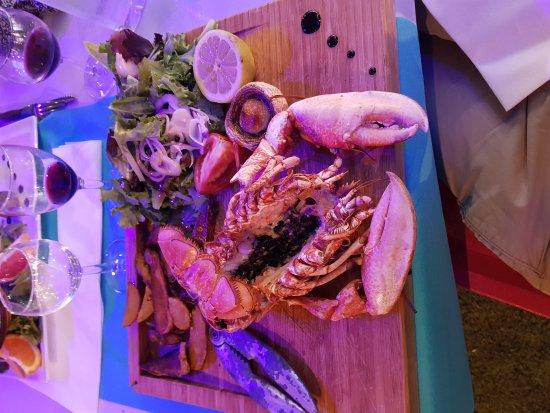 Torreilles, Frankrijk: L'Ovalie Beach Restaurant