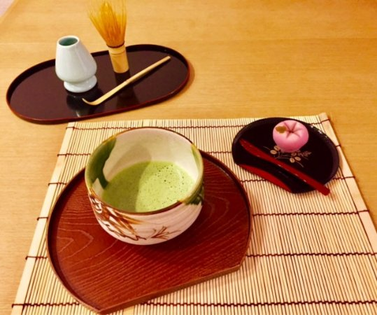 Meguro, Japão: tea ceremony experience