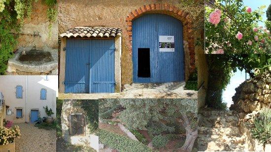 Murviel-les-Beziers, Fransa: quelques éléments d'architecture