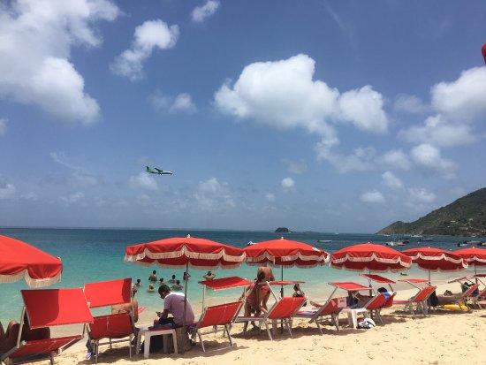 Bester Strand mit toller Location