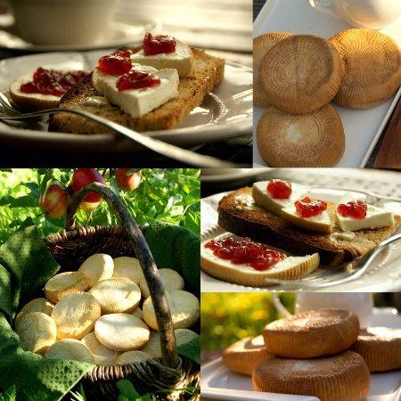 Morag, Polen: Nagradzany ser wędzony ZŁOTNIAK