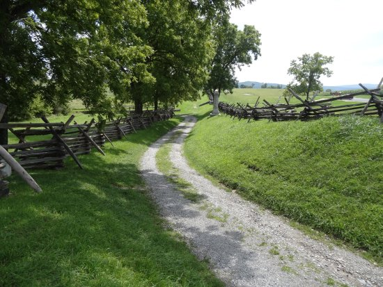 Sharpsburg, MD: The Sunken Road