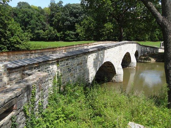 Sharpsburg, MD: The Lower Bridge