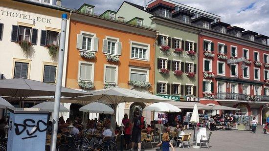 Tyrol du Sud, Italie : Drau Cycle Route