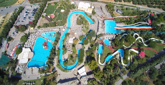 Limnoupolis Water Park (Varipetro, Řecko) - Recenze