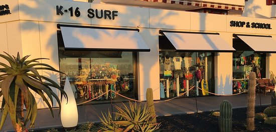 ‪K16 Surf Shop & School‬