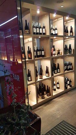 The Wine Cabinet - Picture of Vapiano, Brisbane - TripAdvisor