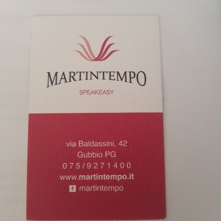 Martintempo lounge Bar Foto