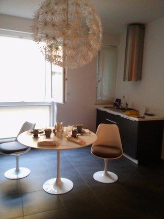 Palazzo Boscareto studio apartments: ambiente