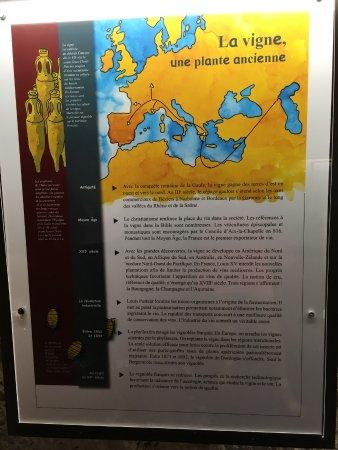 Monbazillac, France: Un peu d'histoire