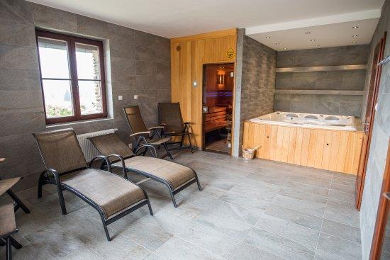 Bozi Dar, Τσεχική Δημοκρατία: Wellnesss Sauna