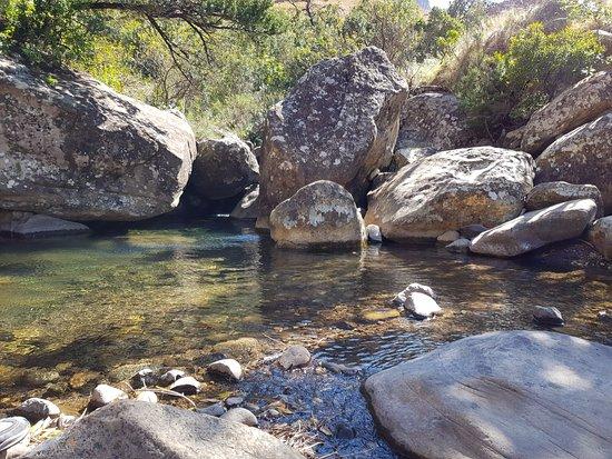 uKhahlamba-Drakensberg Park, Sudáfrica: randonnée