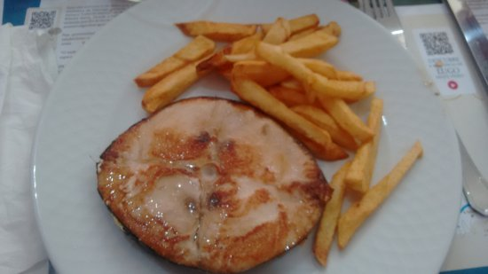 Mondonedo, Spain: Buenos platos
