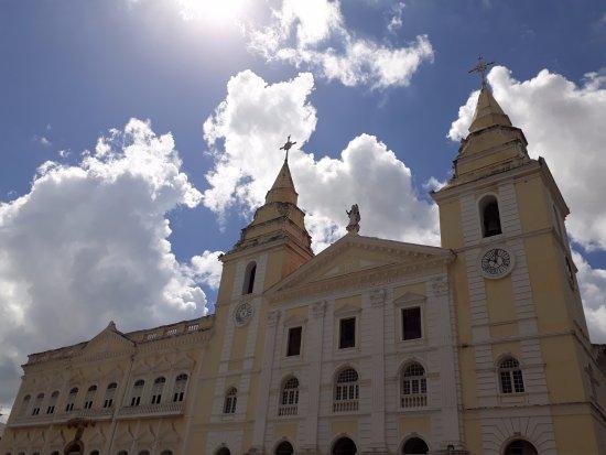 Sao Luis Gonzaga Do Maranhao, MA: Centro histórico de São Luis