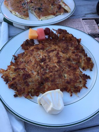 Long Beach Township, NJ: corn beef hash (homemade)
