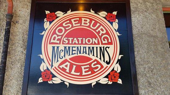 Roseburg, OR: logo,