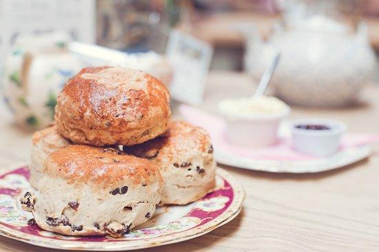Try the new spring 2019 menu – The Tea Shop at Watts Gallery, Guildford fényképe - Tripadvisor