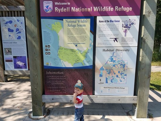 Rydell National Wildlife Refuge