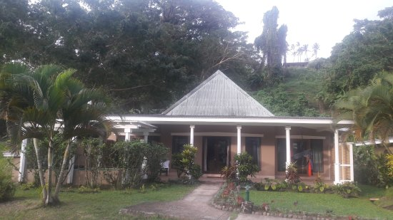 Koro Sun Resort and Rainforest Spa: Rainforest Bure