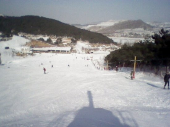 Qianshan Hot spring Ski Resort