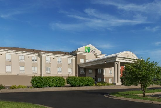 Welcome to the Holiday Inn Express & Suites Lawrence KS!