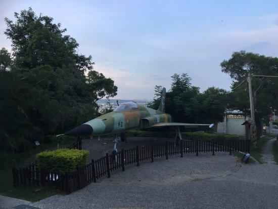 C-119 Military Plane Park