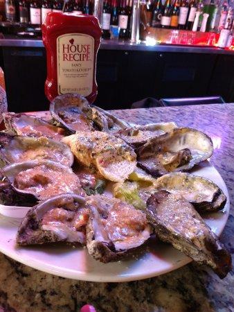Oceana Grill: Rockefeller and Oceana Oysters