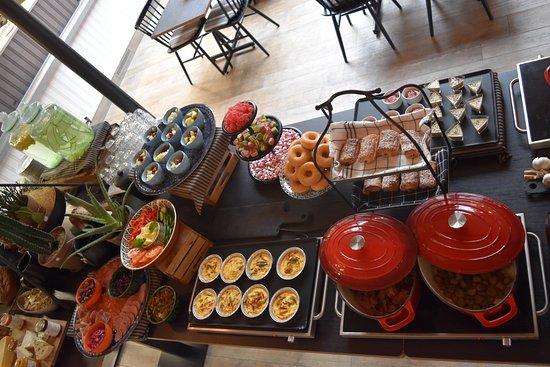 Vellinge, Suecia: Brunch serveras på helgerna!
