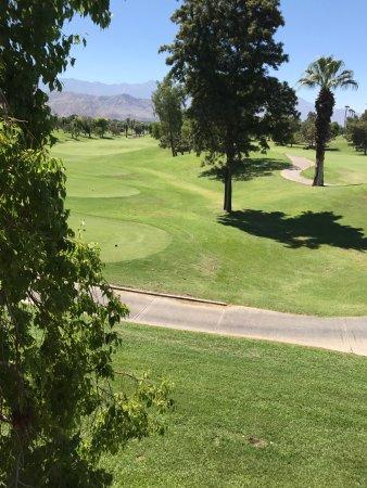 Marriott's Desert Springs Villas II: Golf course view