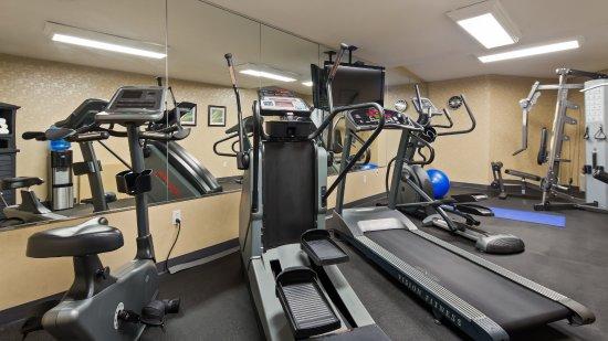 Oshawa, Canadá: Fitness Room