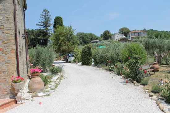 Piccione, อิตาลี: Viale/Giardino
