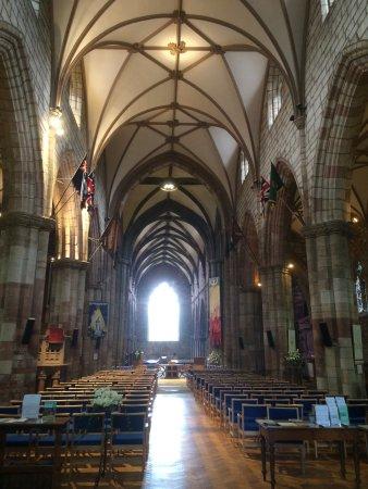 St. Mary's Church Haddington, Scotland, UK