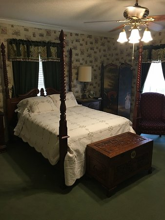 Bainbridge, GA: The Green Room