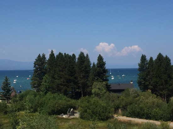 Lake Tahoe Vacation Resort: View from Rm 503