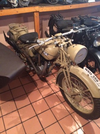 Museum of Motorcycles Photo