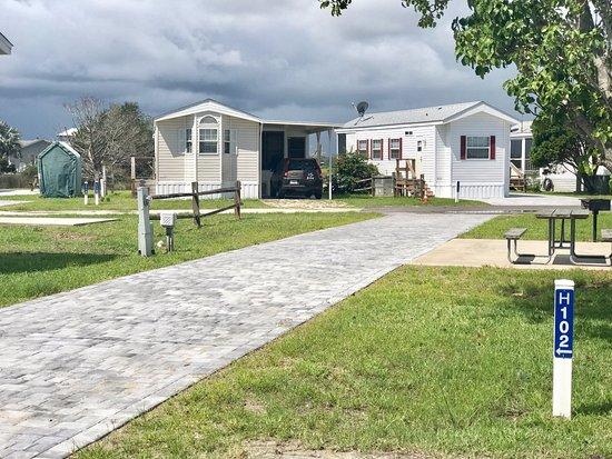 Ocean Grove Rv Resort St Augustine Beach Florida Reviews
