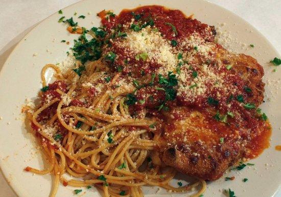 Quincy, IL: Spaghetti