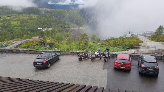 Eidfjord Municipality, Noruega: se il tempo è clemente spettacolare vista