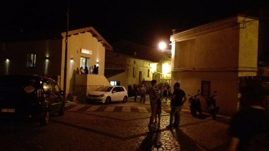 Vaccarizzo Albanese, Italy: Una piazza del Paese