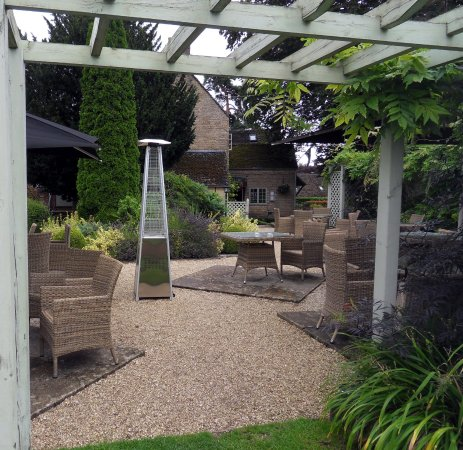 Garden, Red Lion, Long Compton