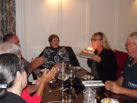 Heartland Hotel Cotswold: Happy Birthday to one of our traveller