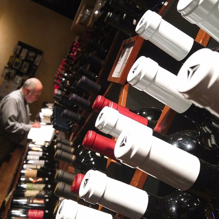 Maitland, FL: MARKET Downstairs- Over 300 different wines to choose from