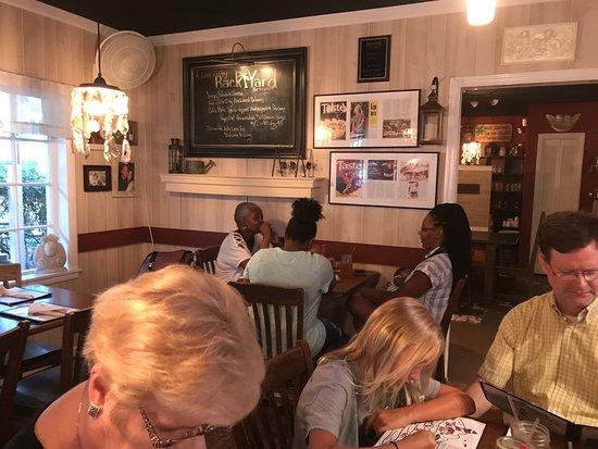 A Lowcountry Backyard, Hilton Head - Restaurant Reviews ...