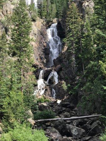 Fish creek falls picture of fish creek falls steamboat for Fish creek falls
