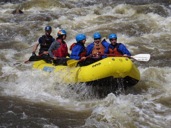 Laporte, CO: First Ever Whitewater