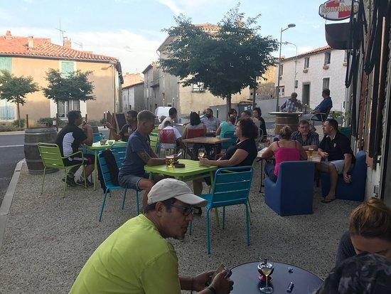 Peyriac-Minervois, Frankrijk: Que de bons moments passés 😜